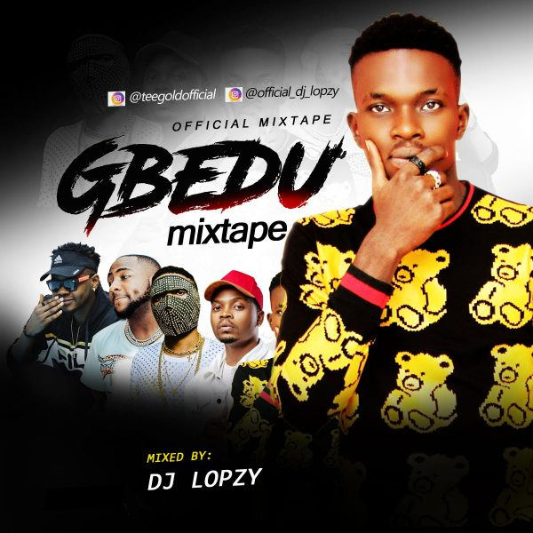DOWNLOAD: Dj Lopzy - Gbedu Mix