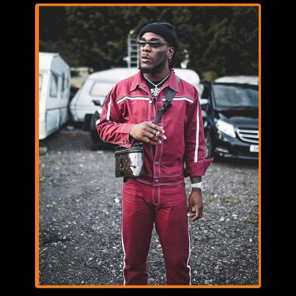 Burna Boy - Behind Barz