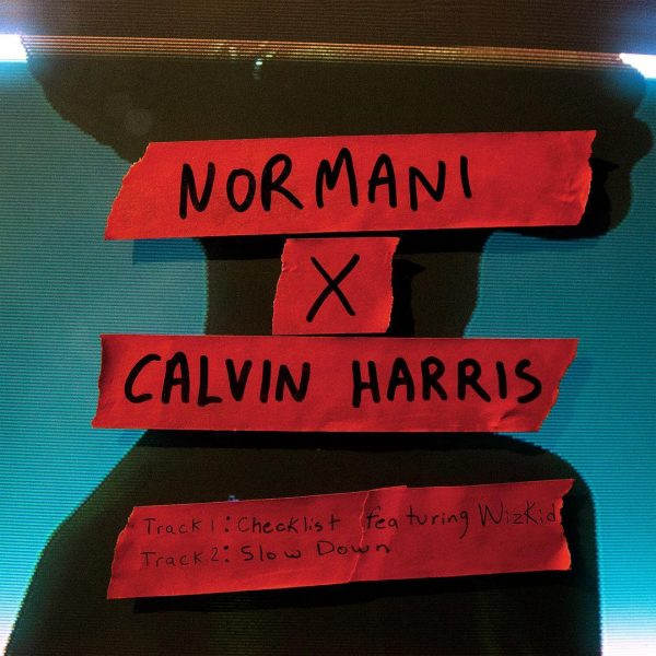 Normani & Calvin Harris fti Wizkid - Checklist