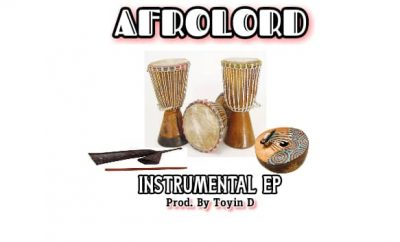 DOWNLOAD: Toyin D - AfroLord Beat EP