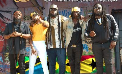 Morgan Heritage ft. Diamond Platnumz & Stonebwoy - Africa Jamaica