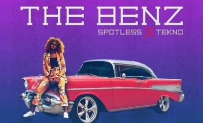 Spotless - The Benz ft. Tekno