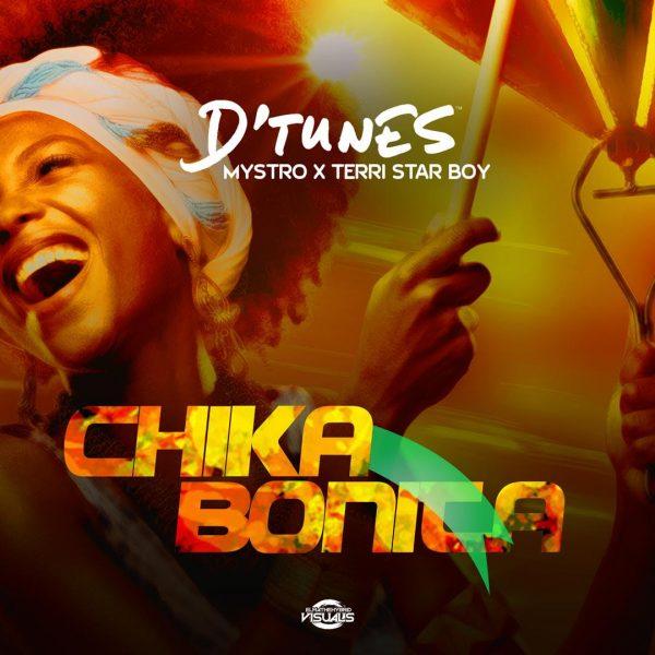 D'Tunes ft Mystro & Terri - Chika Bonita