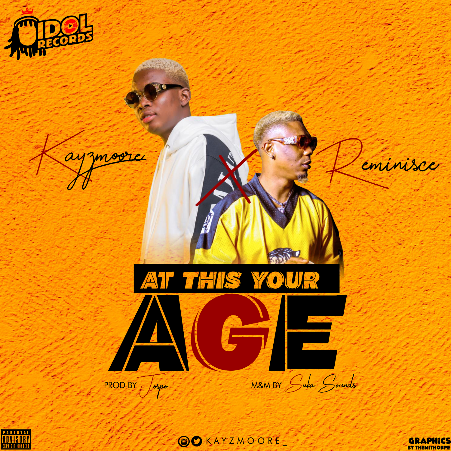 Kayzmoore & Reminisce – At This Your Age
