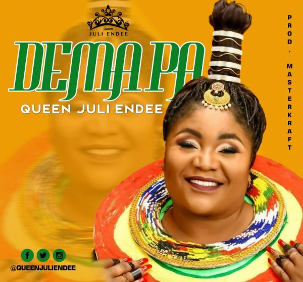 Queen Juli Endee - Demapa