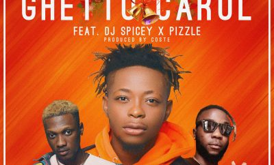PREMIERE: Sammy Davids feat. DJ Spicey x Pizzle - Ghetto Carol