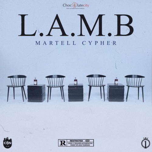 M.I Abaga, Loose Kaynon, A-Q & Blaqbonez – L.A.M.B Martell Cypher 2019