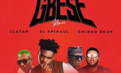 Brainee - Gbese (Remix) feat. Zlatan Ibile, Chinko Ekun & DJ Spinall