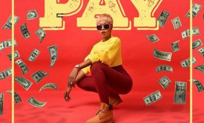 Freda Rhymz – Pay ft. D-Black