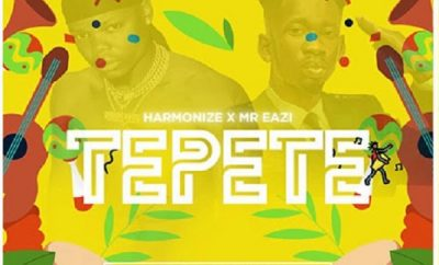 Harmonize – Tepete ft. Mr Eazi