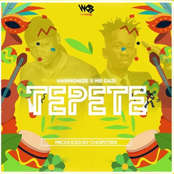 Harmonize – Tepete ft. Mr Eazi