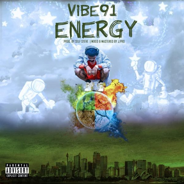 Vibe 91 - Energy