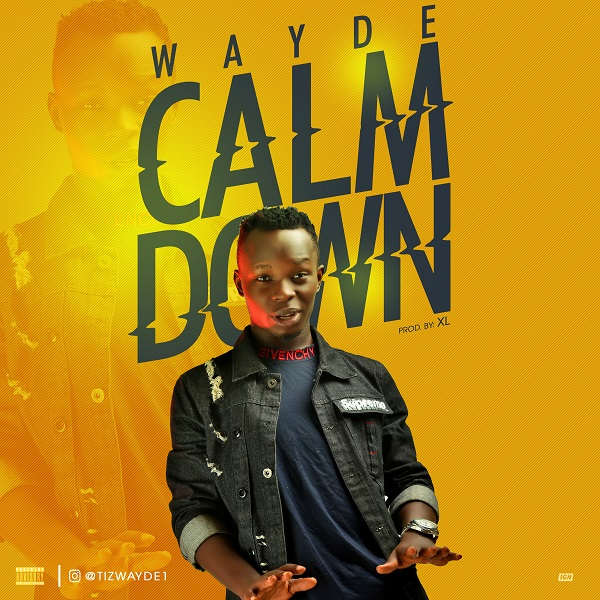 Wayde - Calm Down