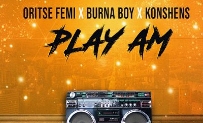 Young D & DJ Norie – Play Am ft. Oritse Femi, Burna Boy, Konshens