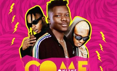 Q2 – Come Online (Remix) ft. Zlatan & Naira Marley