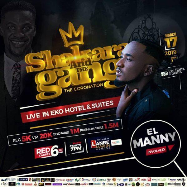 EL Manny - Shakara & The Gang 2019 Theme Song