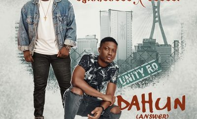 Oyinkade ft Vector - Dahun (Answer)