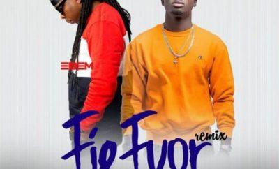 Edem – Fie Fuor (Remix) ft. Kuami Eugene