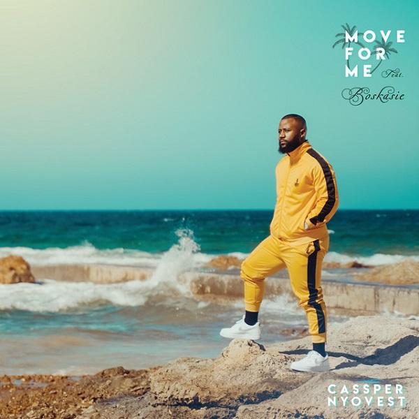 Cassper Nyovest – Move For Me ft. Bokasie
