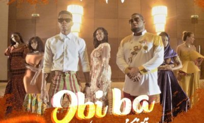 D-Black ft. KiDi – Obi Ba