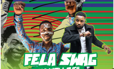 Tito Da Fire – Fela Swag ft. Fela Kuti & Irich + Dear Diary
