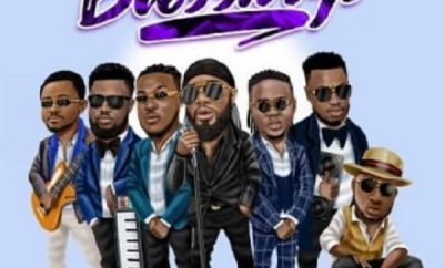 GospelOnDeBeatz – Blessings ft. Peruzzi, Praiz, Kholi, Alternate Sound