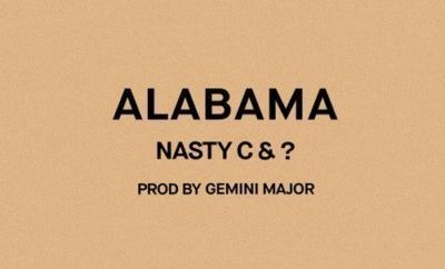 Nasty C – Alabama