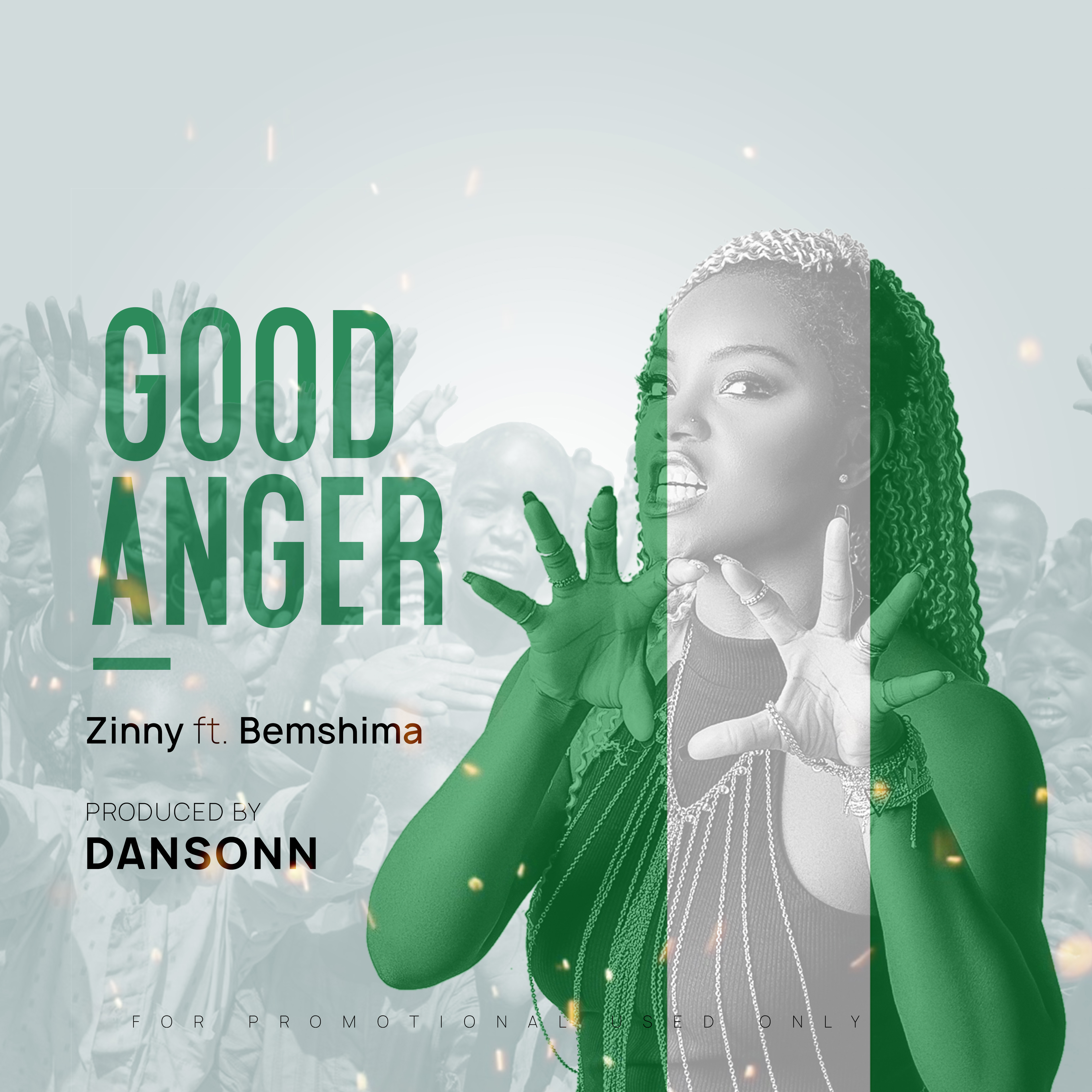 Zinny - Good Anger