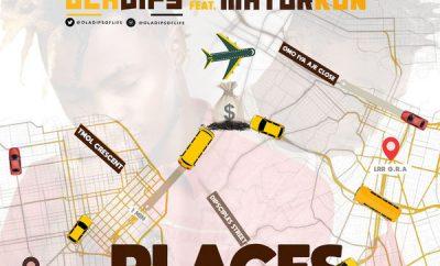 Oladips ft. Mayorkun – Places