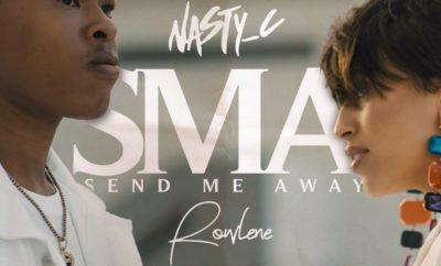 Nasty C – SMA ft. Rowlene