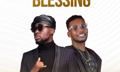 TeePhlow – Blessing ft. Victor AD